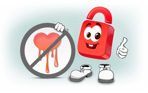 IDrive was Unaffected by Heartbleed Threat